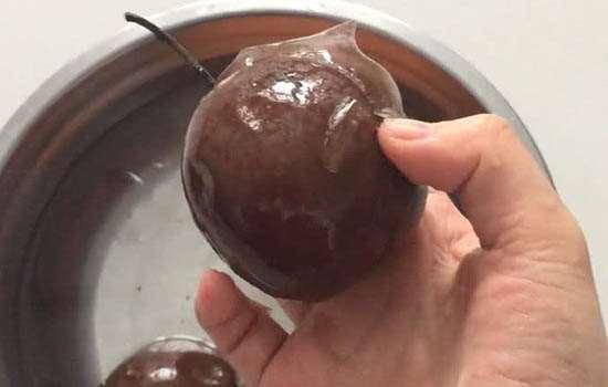 冻梨要剥皮吃吗 冻梨是什么口感