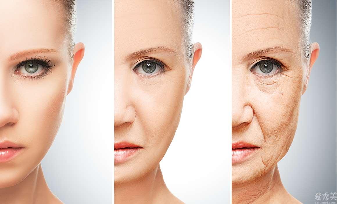 脸上有这4个变化表明女人老了,要立即维护保养