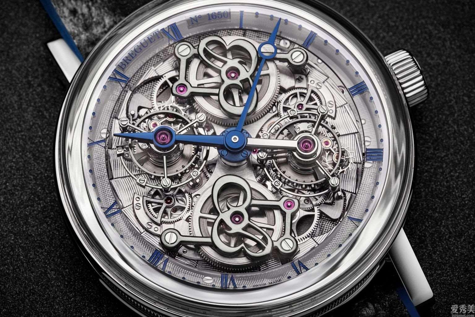 五个法国奢华手表知名品牌