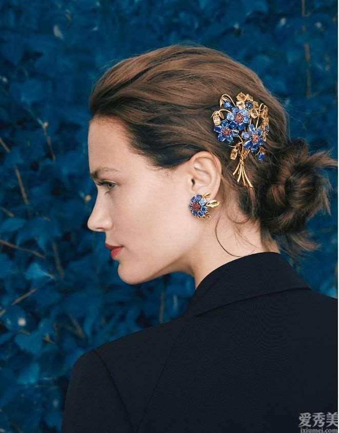 近百年珠宝世家的加工工艺承传——梵克雅宝