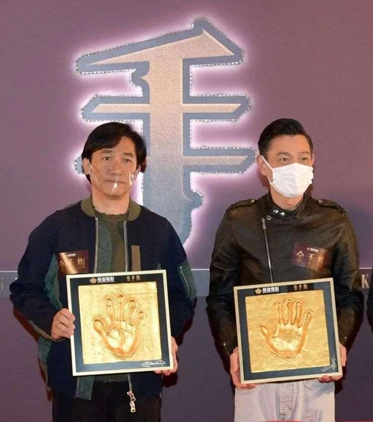 TVB五虎将今昔对比照令人唏嘘:梁朝伟显沧桑,汤镇业胖若两人_明星新闻
