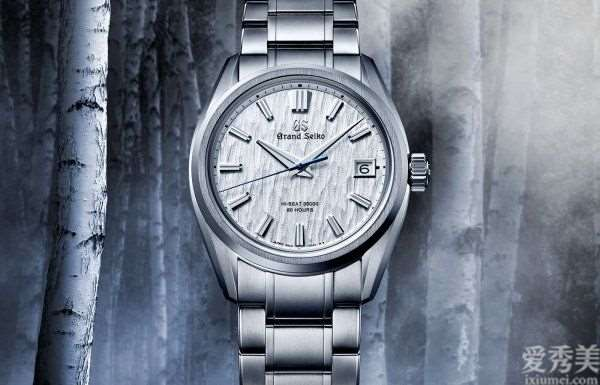 GrandSeiko发布全新升级白桦SLGH005腕表