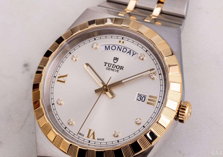 帝舵皇家系列产品41mmM28603腕表——男人的珠宝首饰