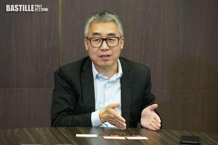 黎瑞刚:TVB面临生死存亡,但仍有广阔发展空间_明星新闻
