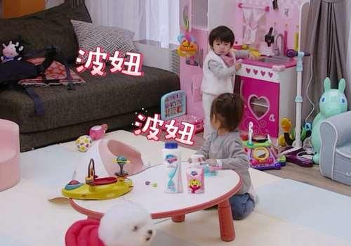 妈妈是超人贾静雯家爬行垫什么牌子 宝宝摇椅是什么牌子