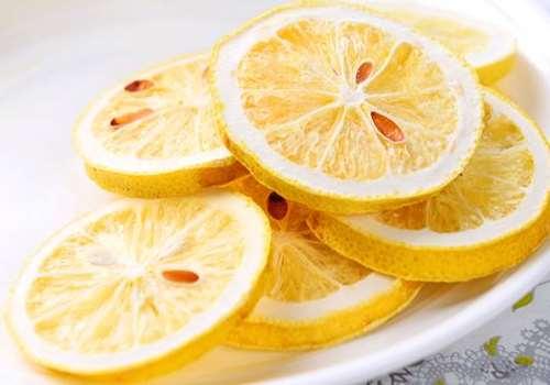 冻干柠檬片有营养吗 冻干柠檬片能祛痰吗