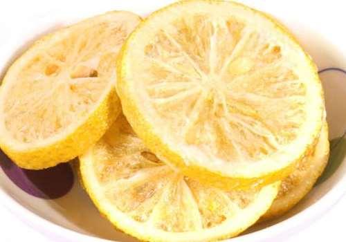 冻干柠檬片可以泡几次 冻干柠檬片怎么保存