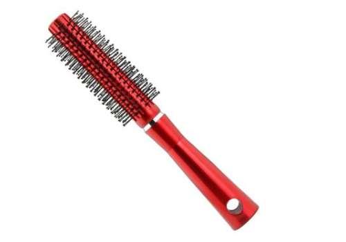 卷发梳子缠头发拿不下怎么办 卷发梳上面的头发怎么清理
