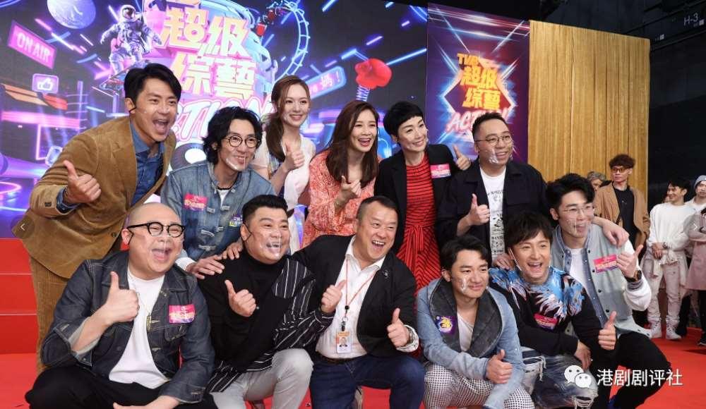 37岁前TVB小花重返无线,称想复出拍剧,曾演《冲上云霄2》_明星新闻