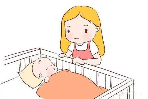 婴儿和父母分床睡还是同床睡 同床分床睡各有利弊
