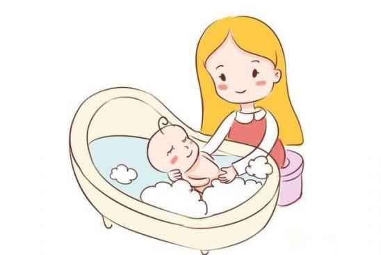 新生儿洗澡步骤 给宝宝洗澡可是要讲究步骤的