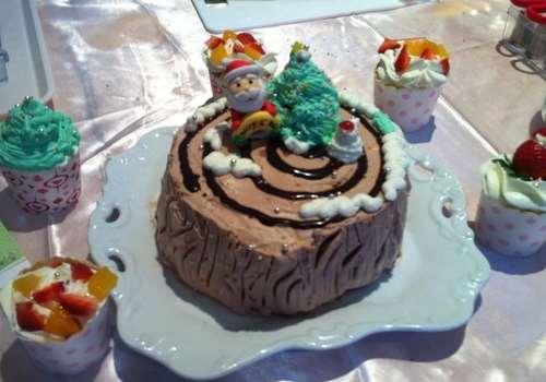 圣诞树根蛋糕的英文及由来 圣诞树根蛋糕怎么制做