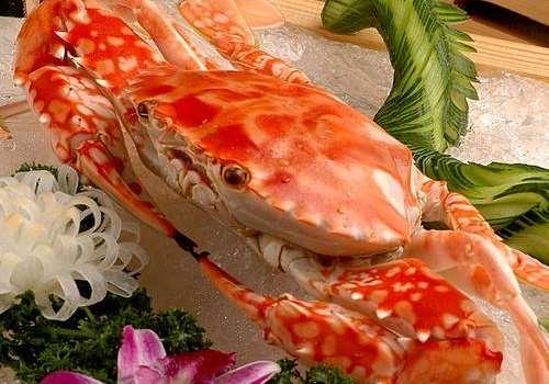 海虹蟹什么时候最肥 海虹蟹和花盖蟹的区别