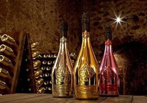 黑桃a香槟五个颜色的区别 黑桃a香槟为什么这么贵