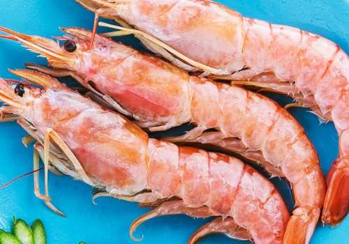 阿根廷红虾怎么解冻 阿根廷红虾功效与作用有哪些