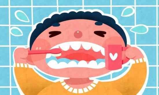 孩子多大开始刷牙合适 孩子刷牙的正确方法