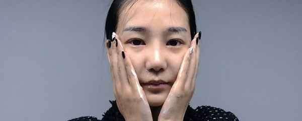 消除法令纹的面部动作 懒人必备教程
