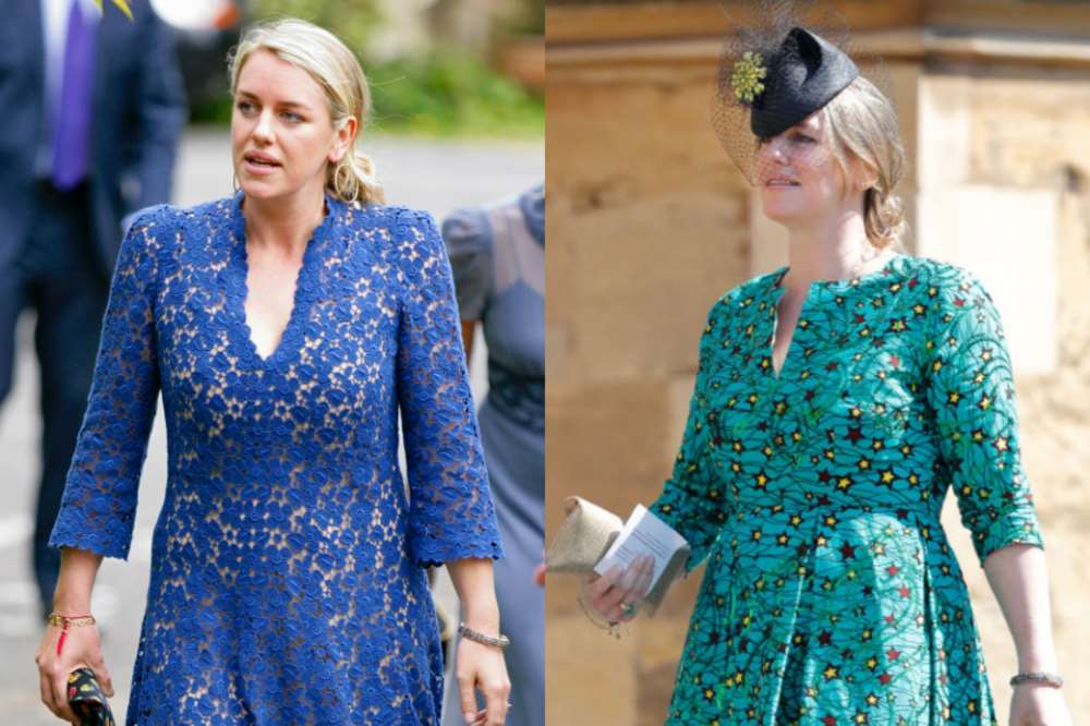 威廉哈里的继姐姐:卡米拉所生,无皇家血统,却可能拿王室头衔_明星新闻