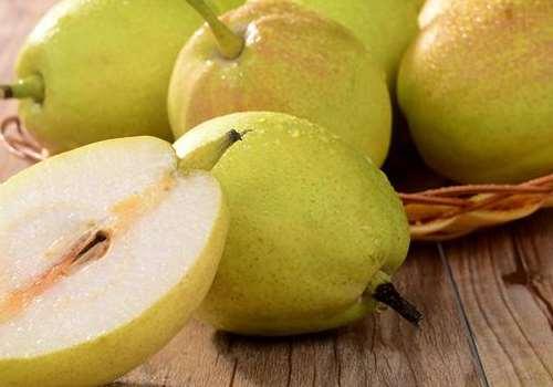 香梨的皮能吃吗 香梨的皮有什么好处
