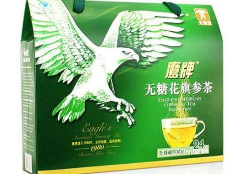 鹰牌花旗参茶的功效 鹰牌花旗参茶保质期多久过了还能喝吗