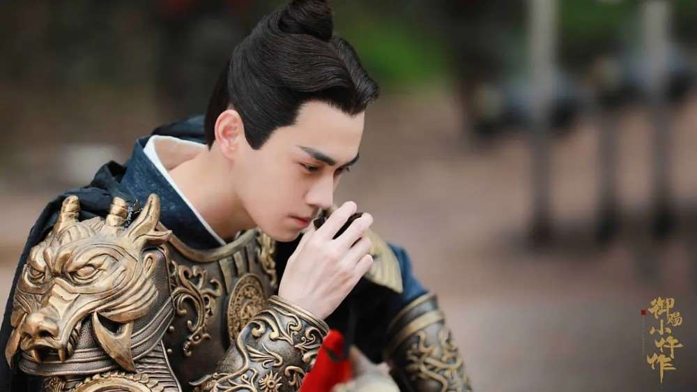 《御赐小仵作》的弟控萧瑾璃,26岁才入行,还参加过华晨宇那届快男_明星新闻