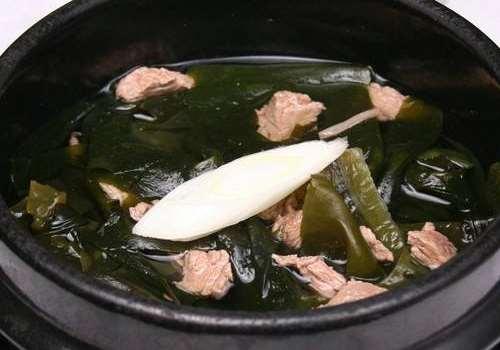 海带汤能过夜吗 海带汤功效有哪些