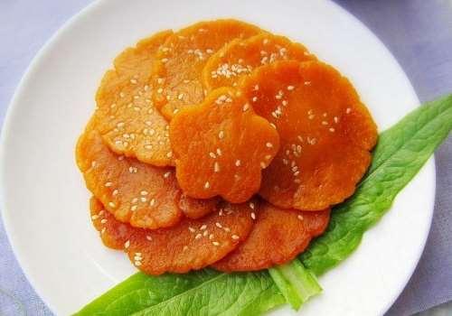 红薯饼在家怎么做 红薯饼热量高吗吃了会胖吗