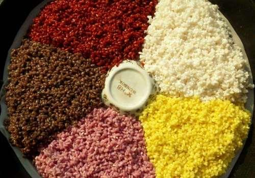 五色糯米饭的来历 五色糯米饭是哪个民族的