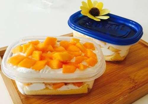 做盒子蛋糕用什么奶油 盒子蛋糕在家怎么做