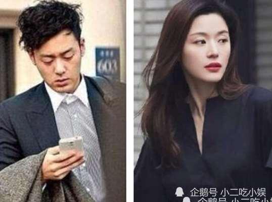 全智贤丈夫机智回应离婚消息:我想做全全的老公_明星新闻