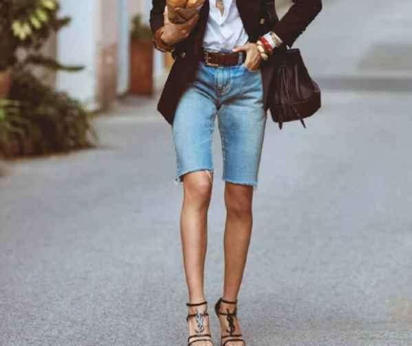 夏季穿什么短裤好看 夏日必备的4款经典短裤