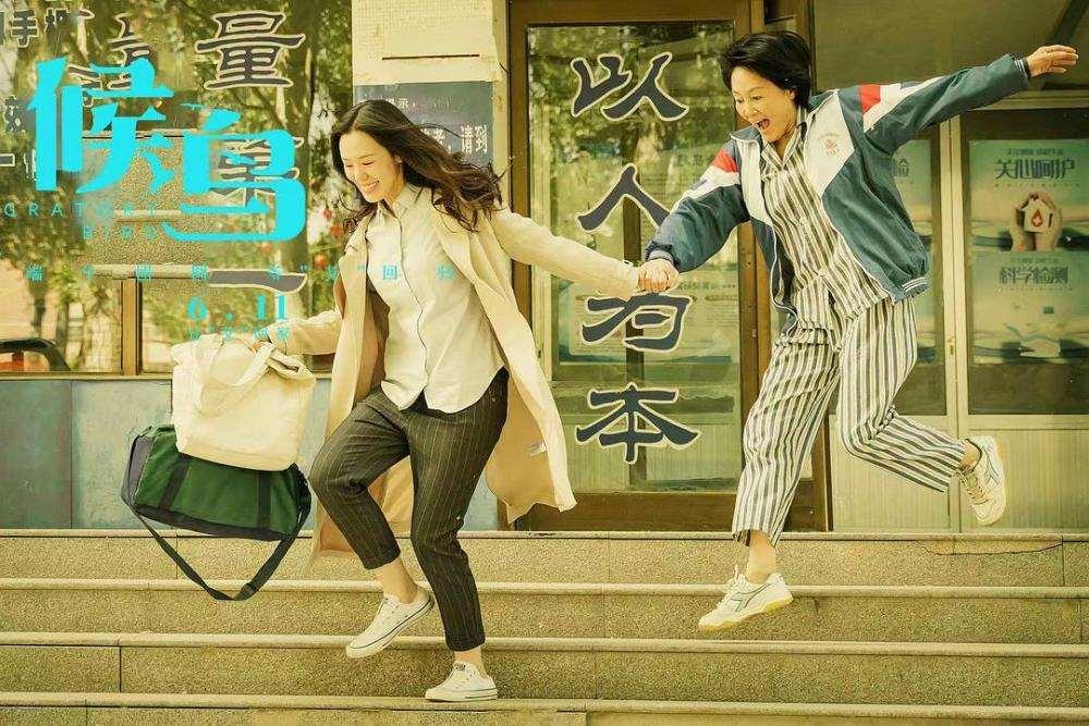 《你好,李焕英》之后又一亲情大片,《候鸟》:不要让爱单飞_明星新闻