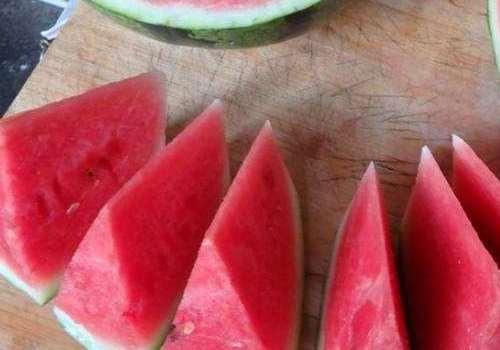 西瓜是增肥还是减肥 夏天吃西瓜可以减肥吗