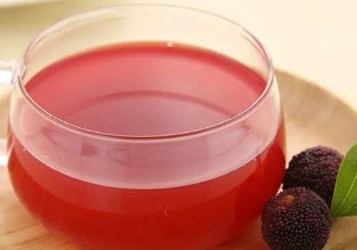 杨梅汁是酸性还是碱性 杨梅汁是热性还是凉性