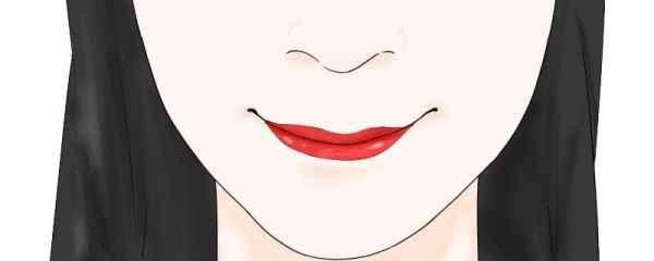 薄唇怎么涂口红才好看 不同唇形怎么涂口红好看