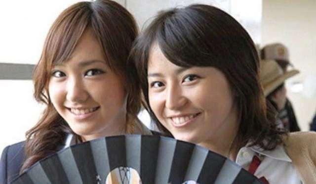 长泽雅美和新垣结衣久违同框,对比16年来女神颜值,谁的变化大?_明星新闻
