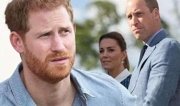 王室专家称:哈里给威廉王子施压,不让凯特参加戴妃雕像揭幕仪式_明星新闻