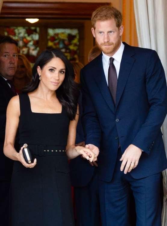 梅根有望9月回英国,与哈里出席活动,因得罪凯特或受冷待_明星新闻