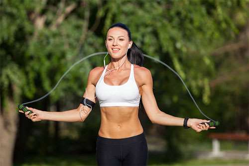 跳绳减肥的最佳时间 学会了事半功倍!