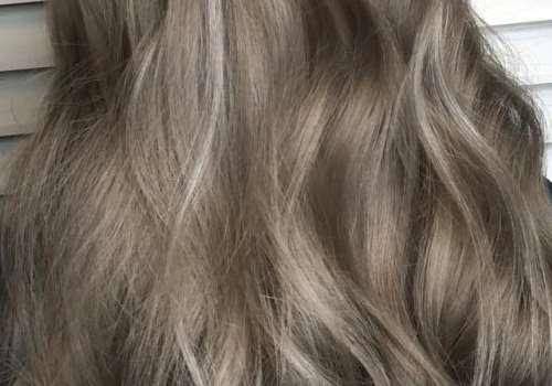 棕灰色头发怎么染 需要漂吗