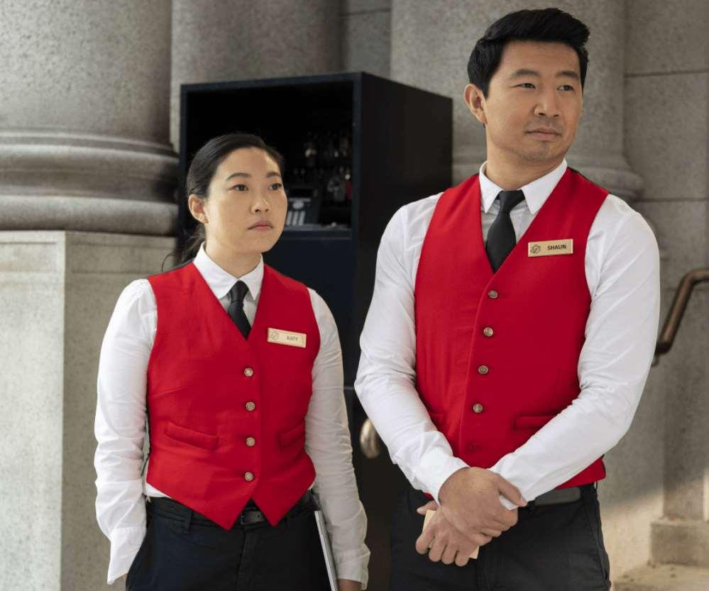 漫威《尚气》IMDb评分8分,烂番茄新鲜度92%,比《黑寡妇》高多了_明星新闻