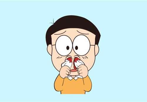 过敏性鼻炎症状有哪些 过敏性鼻炎经常流鼻血吗